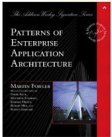 patternsOfEnterpriseApplicationArchitecture