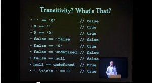 JavaScript Type Coercion