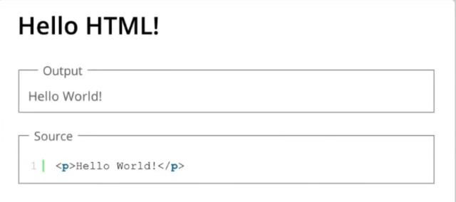HelloHTML
