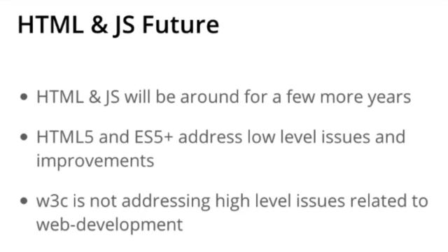 HTML-JS-Future